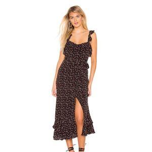 NEW Lovers+Friends Nova Dress Multi Small B6
